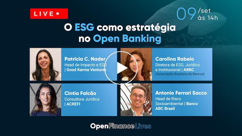 ESG como estratégia no Open Banking