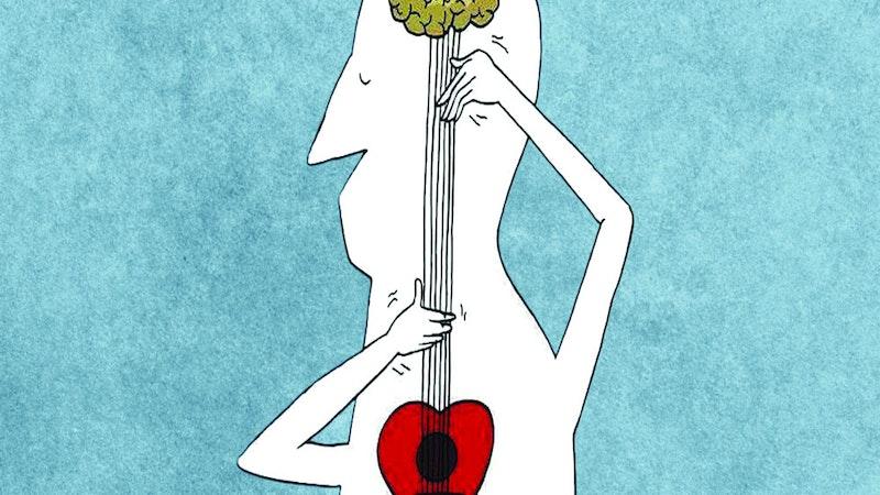 A linguagem universal é a música