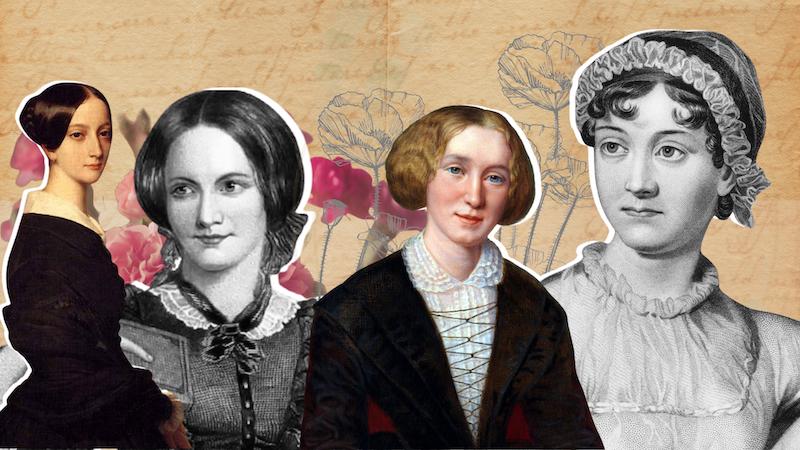 O segredo das mulheres na literatura