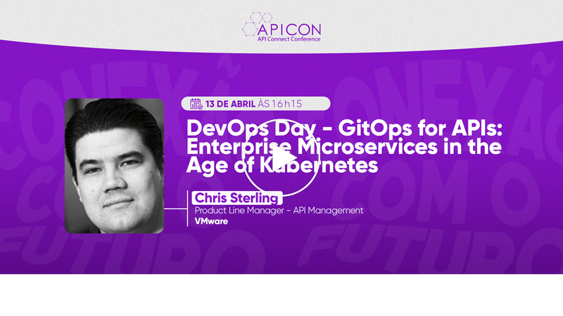 DevOps Day - GitOps for APIs: Enterprise Microservices in the Age of Kubernetes
