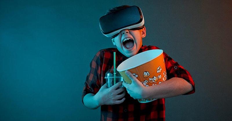 O futuro do cinema e a realidade virtual