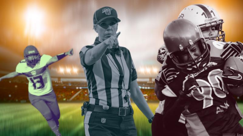 A narrativa feminina no futebol americano: uma história de luta e empoderamento