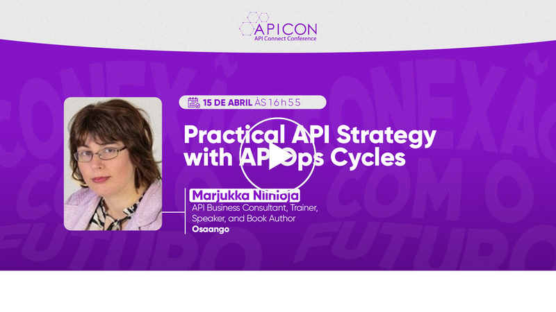 Practical API Strategy with APIOps Cycles