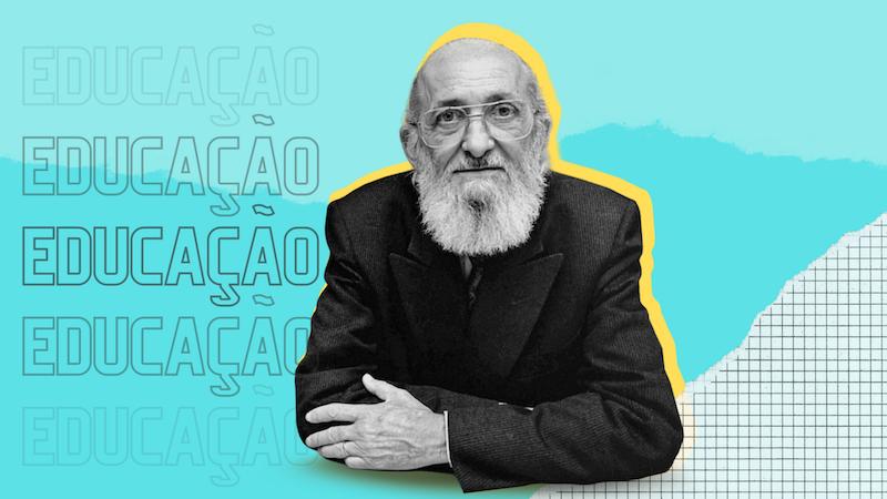 Paulo Freire: Patrono da Educação no Brasil completaria 100 anos