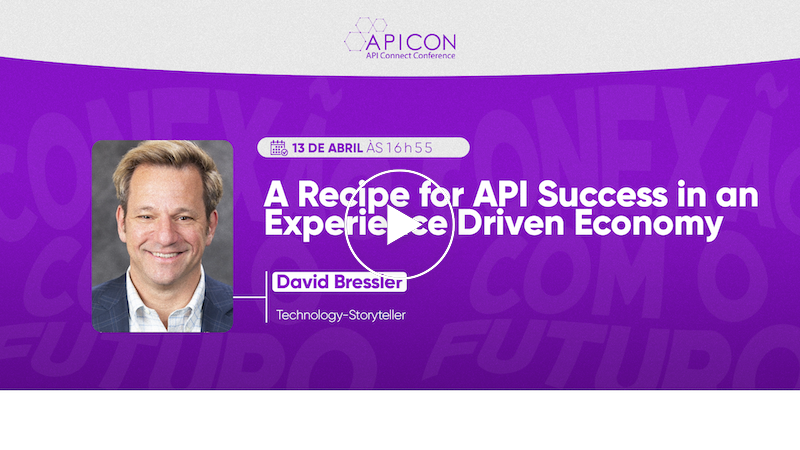A Recipe for API Success in a Experience Driven Economy