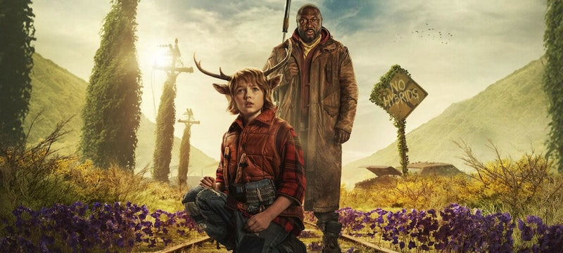 Sweet Tooth: aclamada HQ vira série da Netflix
