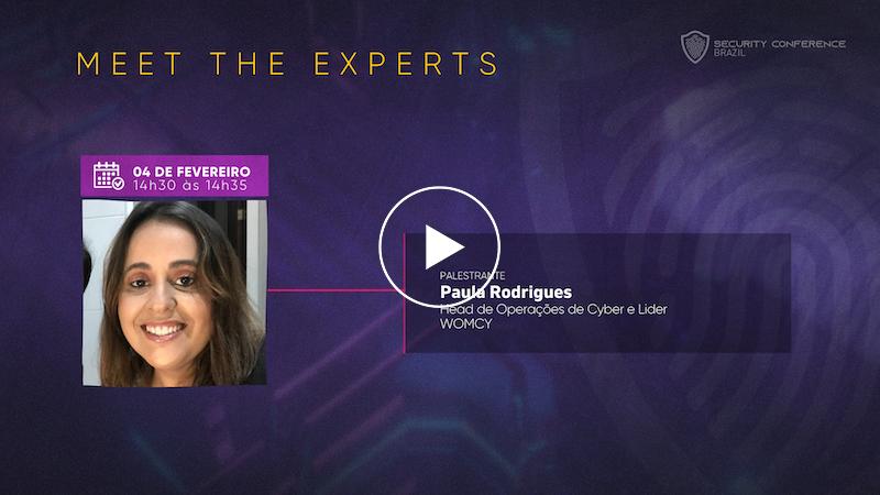 Meet The Experts: Paula Rodrigues