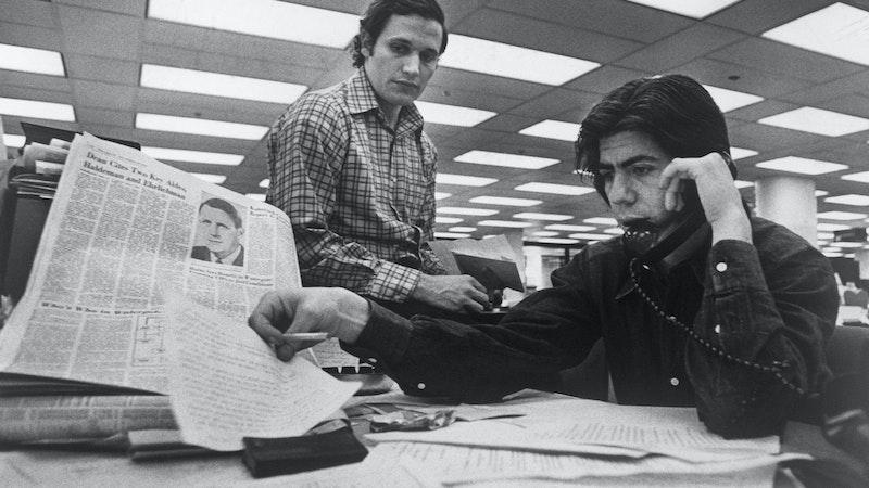 Watergate - O jornalismo lutando pela democracia