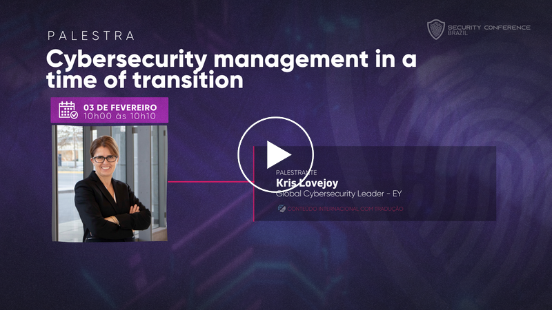 Cybersecurity management in a time of transition