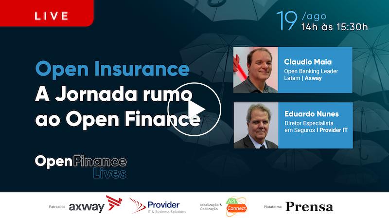 Open Insurance: A Jornada rumo ao Open Finance