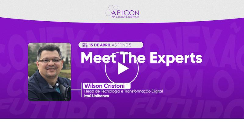 Meet The Experts: Wilson Cristoni