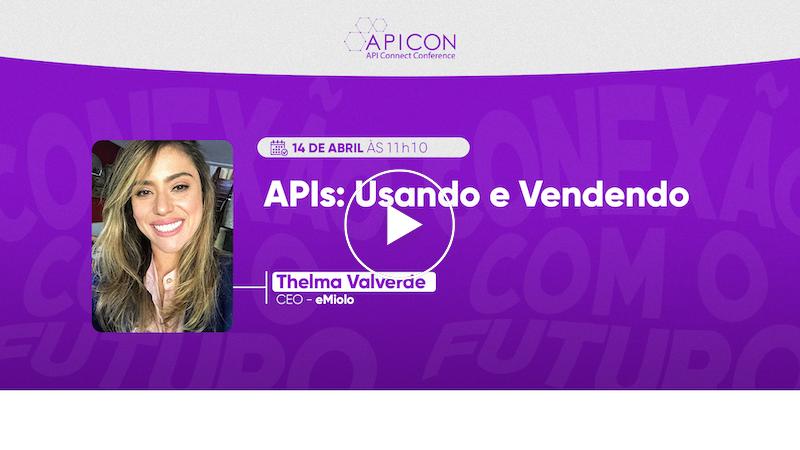 APIs: Usando e Vendendo
