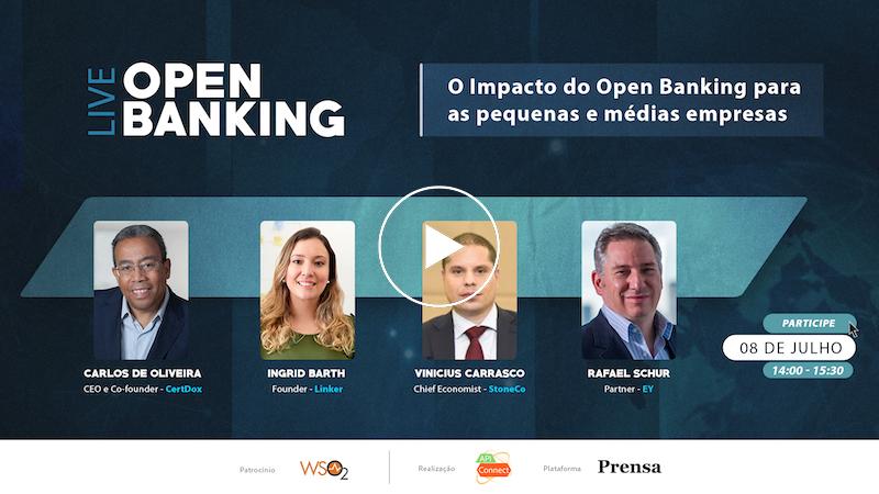 O Impacto do Open Banking para as pequenas e médias empresas