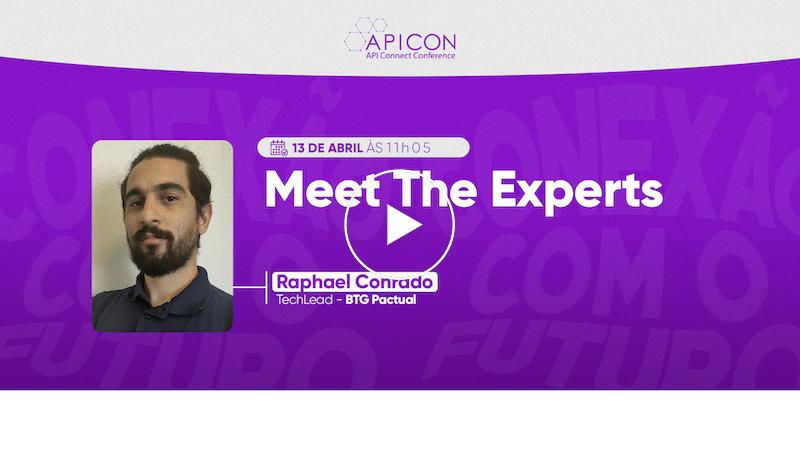 Meet The Experts: Raphael Conrado
