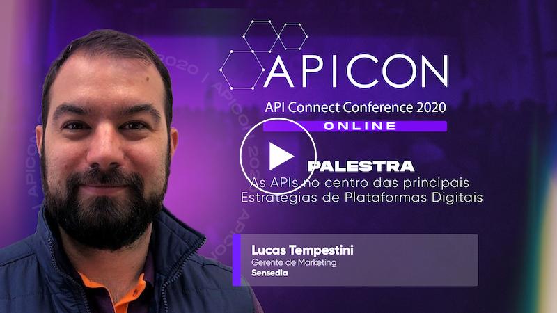 As APIs no centro das principais Estratégias de Plataformas Digitais
