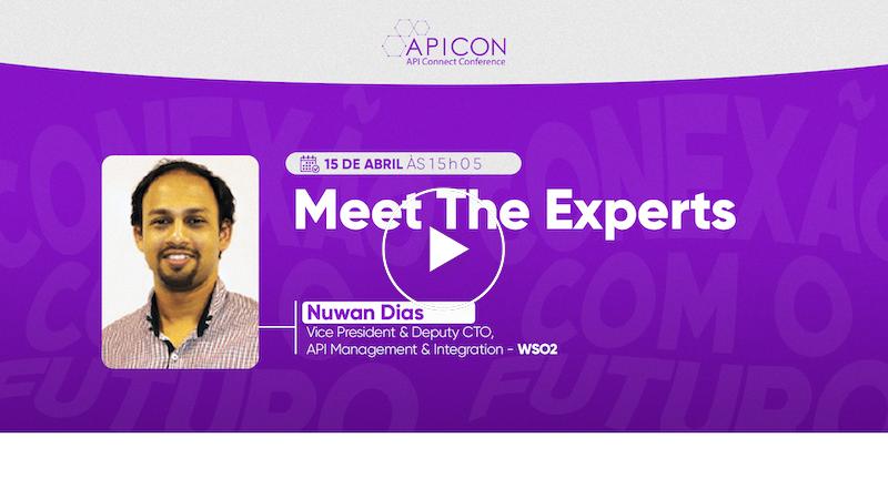 Meet The Experts: Nuwan Dias